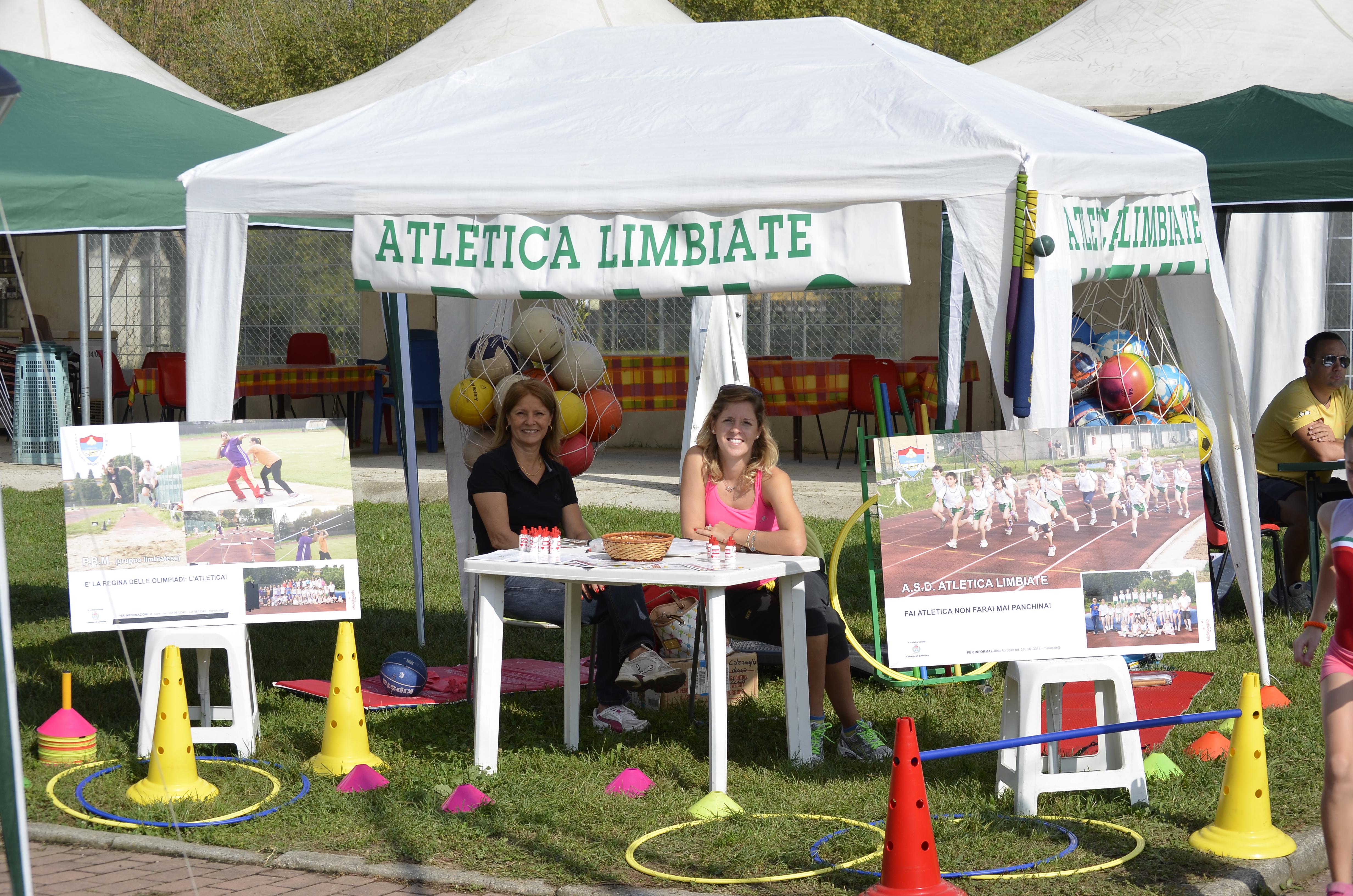 Festa dello Sport Limbiate 2014